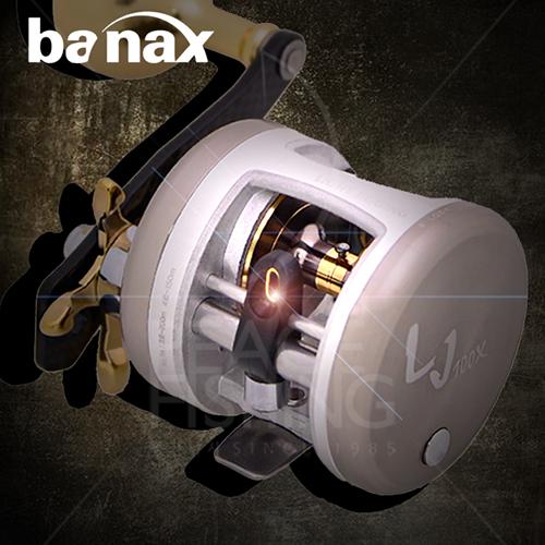바낙스 LJ100X / 200X (선상베이트릴,알루미늄파워핸들)